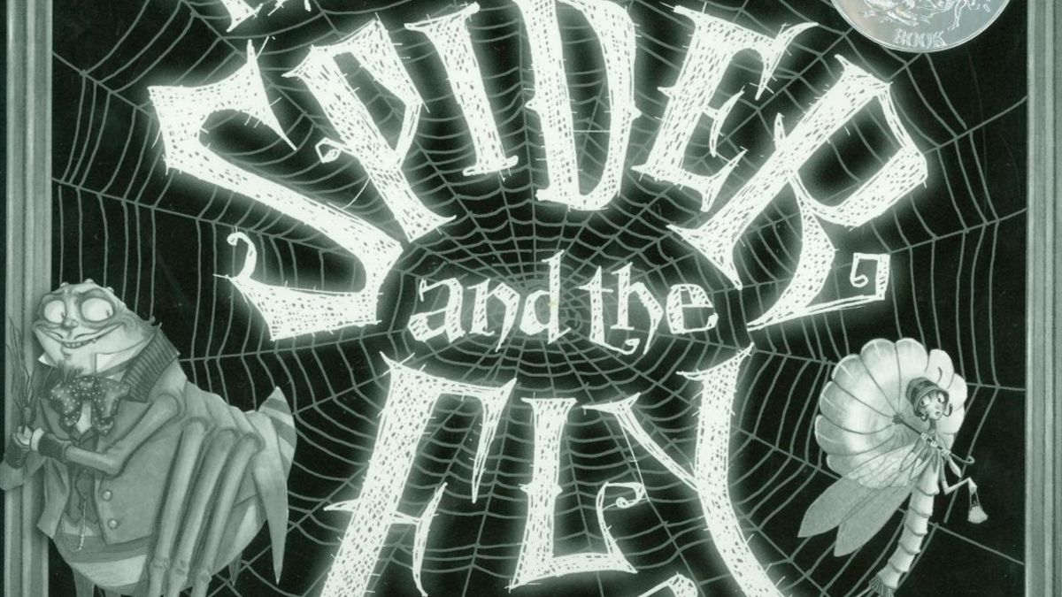 Image of Spider and the Fly book cover