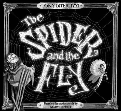 Image of The Spider and the Fly by Tony DiTerlizzi
