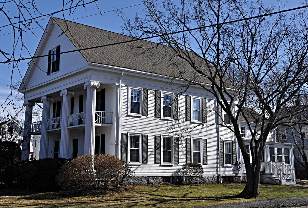 Image of Paul Curtis House in Medford, Massachusetts