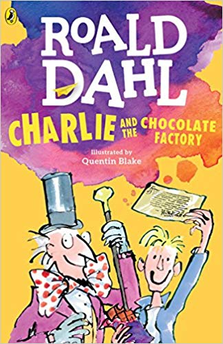 Image of Charlie and the Chocolate Factory by Roald Dahl