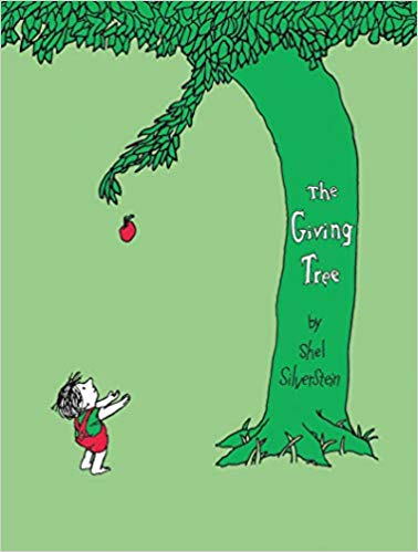 Image The Giving Tree by Shel Silverstein