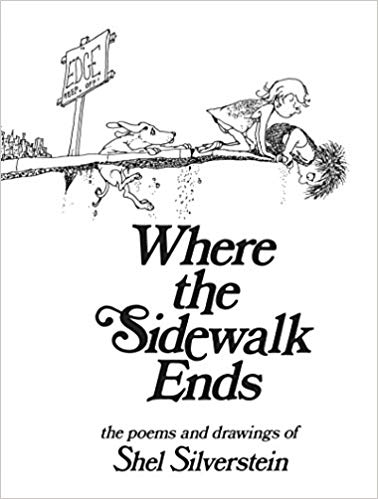Image Where the Sidewalk Ends by Shel Silverstein