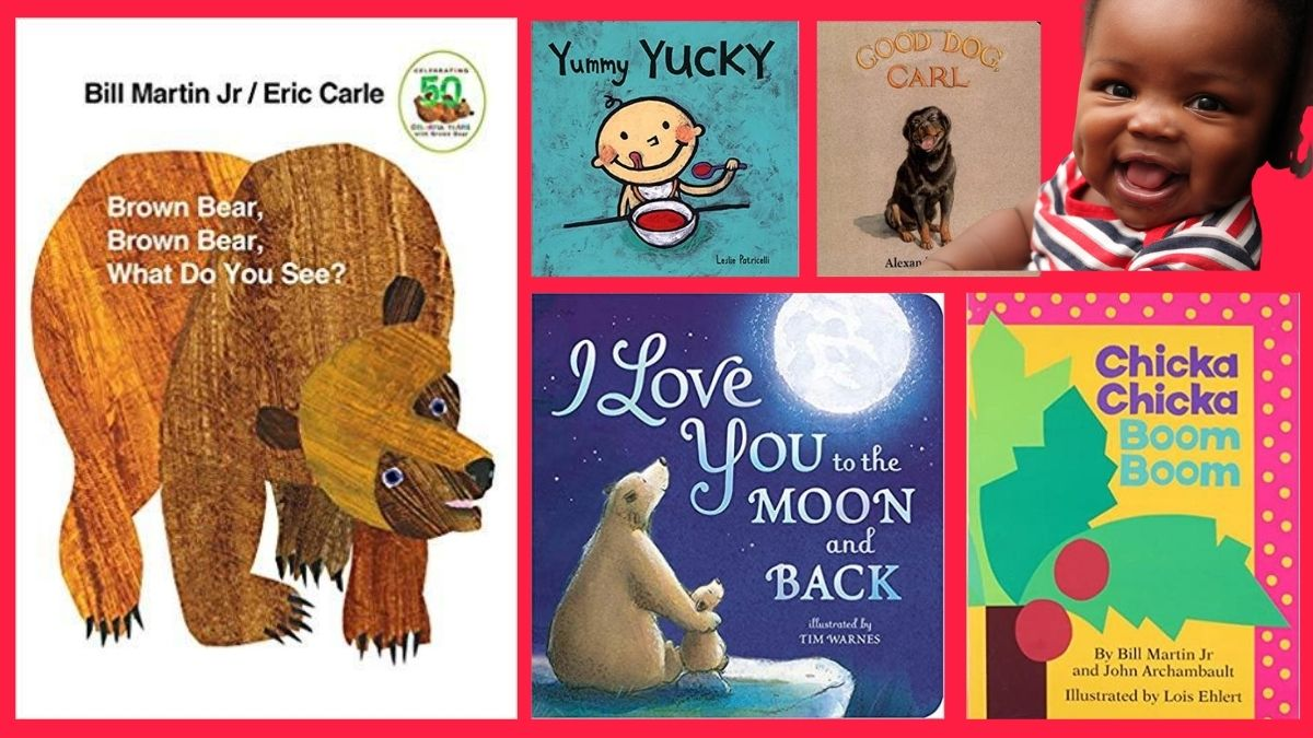 Image best baby board books