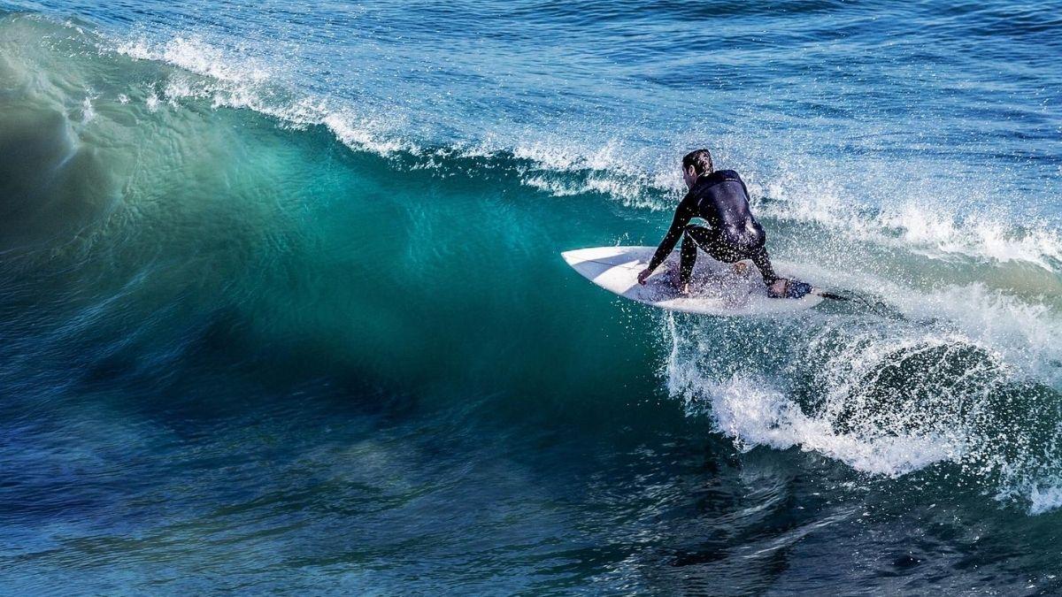 image surfer summer poems