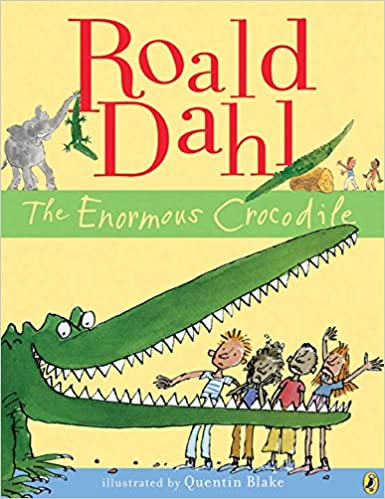 Image The Enormous Crocodile by Roald Dahl