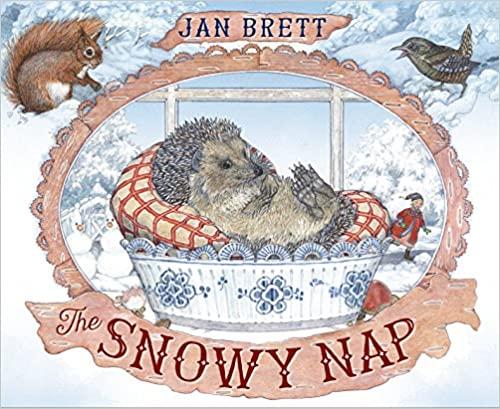 image The Snowy Nap by Jan Brett