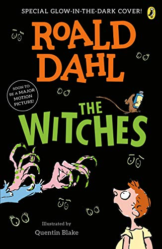 image The Witches by Roald Dahl