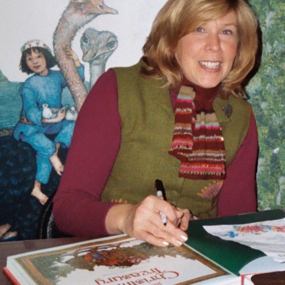 image Jan Brett childen's book author