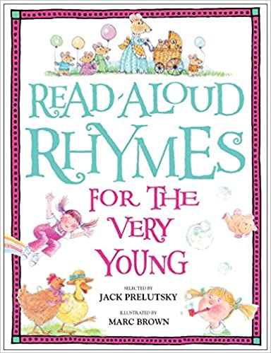image Read Aloud Rhymes for The Very Young by Jack Prelutsky