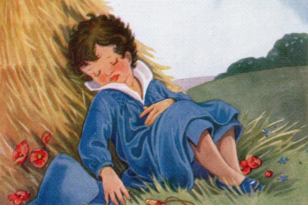 Image Little Boy Blue phonemic awareness