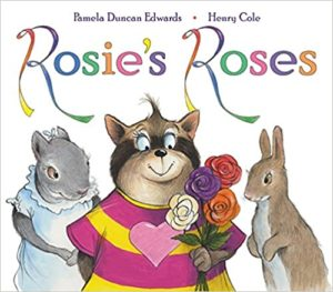 Rosie's Roses letter r alphabet letters phonics for kids